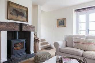 Sitting Room Woodburner
