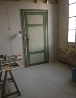Sitting Room Door