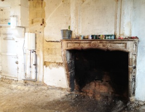 The Kitchen in the Main House